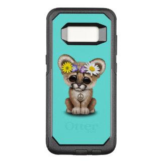 Cute Cougar Cub Hippie OtterBox Commuter Samsung Galaxy S8 Case