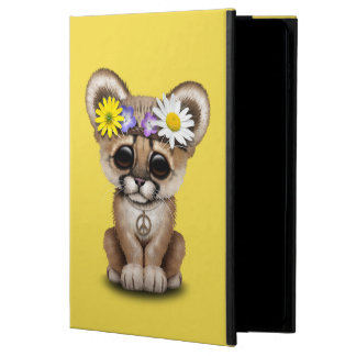 Cute Cougar Cub Hippie Powis iPad Air 2 Case