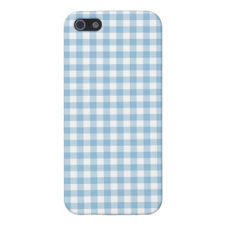 Cute Country Gingham Cover For iPhone 5/5S