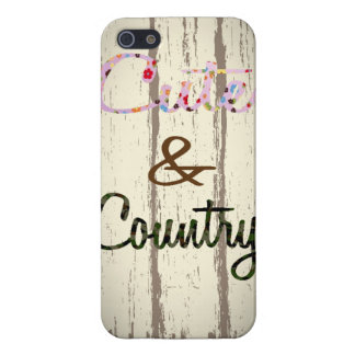 Cute & Country Iphone5 case