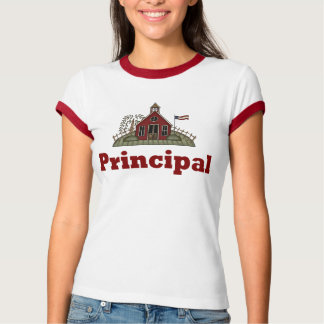 Cute Country School Principal T-shirt