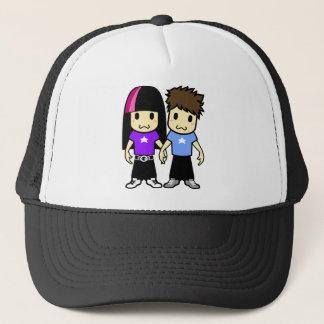 Cute Couple Cap