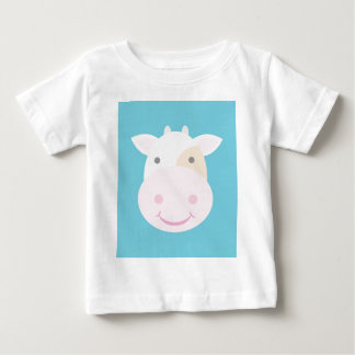 Cute Cow Baby T-Shirt