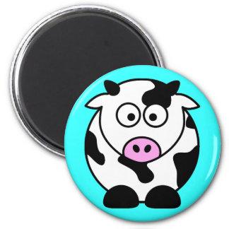 CUTE COW BULL FRIDGE MAGNETS