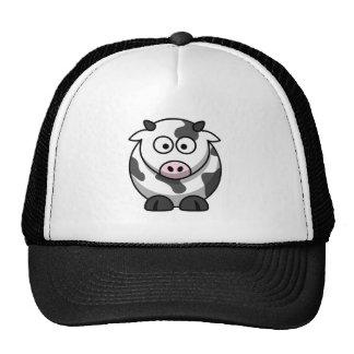Cute Cow Cap