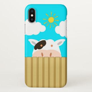 Cute Cow iPhoneX iPhone X Case