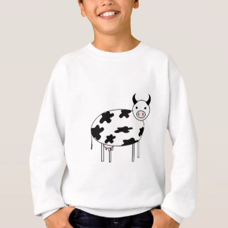 Cute Cow Sweatshirt