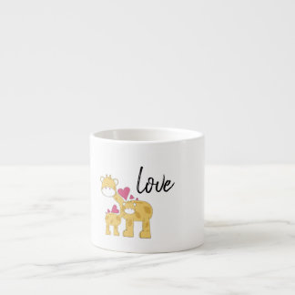 cute, cozy and lovey. espresso cup
