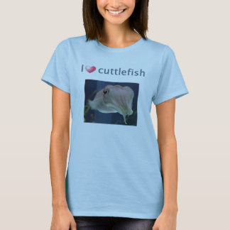 Cute Cuddlefish T-shirt