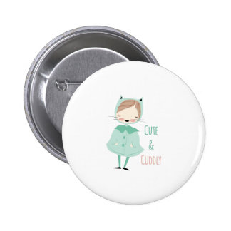 Cute Cuddly Button