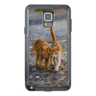 Cute Cuddly Cats Kittens Friends Stony Path Pets - OtterBox Samsung Note 4 Case