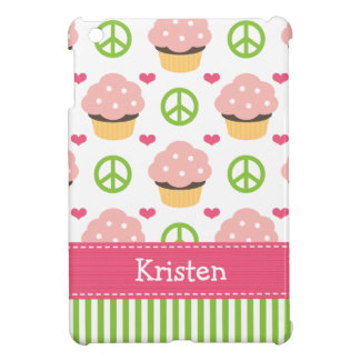 Cute Cupcake iPad Mini Case
