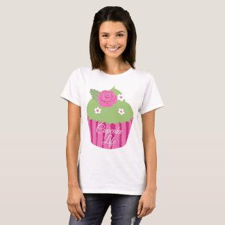 Cute Cupcake Life T-shirt
