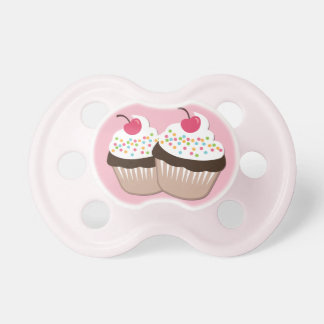 Cute Cupcake Pacifier