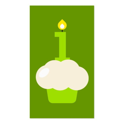 Displaying (19) Gallery Images For Cupcake With Candle Template...