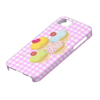 Cute Cupcakes Case For The iPhone 5