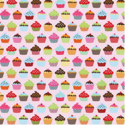 Cute Cupcakes Photo Cutouts