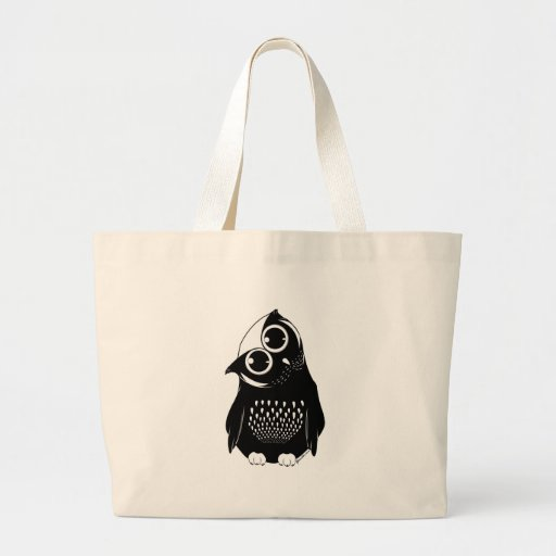Cute Curious Owl Bags