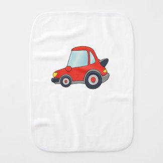 Cute Customizable Car Burp Cloth