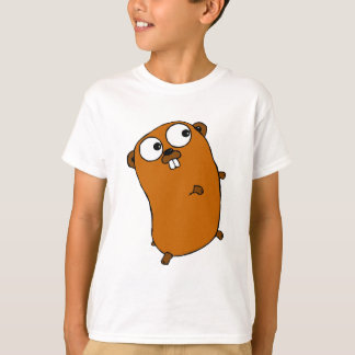cute customizable gopher T-Shirt