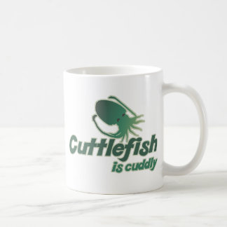 Cute Cuttlefish just wants to cuddle Coffee Mug