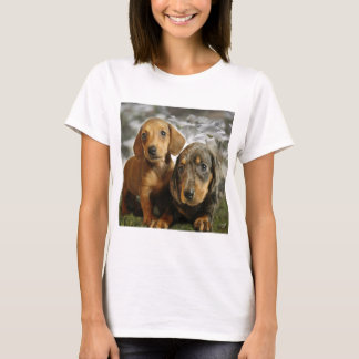 Cute Dachshund Puppies T-Shirt