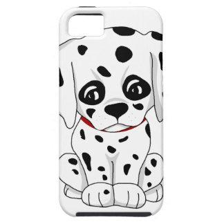 Cute Dalmatian puppy iPhone 5 Cover