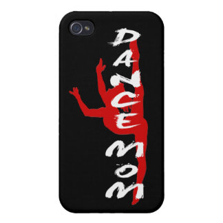cute dance mom iphone7 cover design iPhone 4 covers
