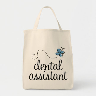 Cute Dental Assistant