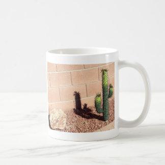 Cute Desert Saguaro Cacti Coffee Mug
