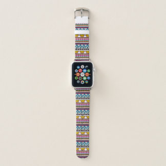 Cute Desert Southwest Print Apple Watch Band