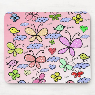 cute design for kids mouse pad