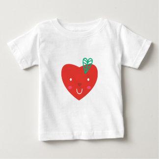 Cute design : Manga heart Baby T-Shirt
