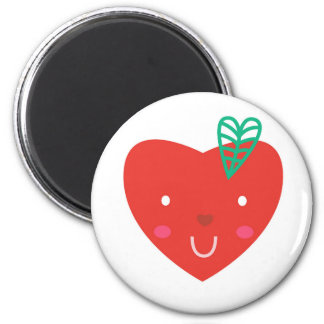 Cute design : Manga heart Magnet