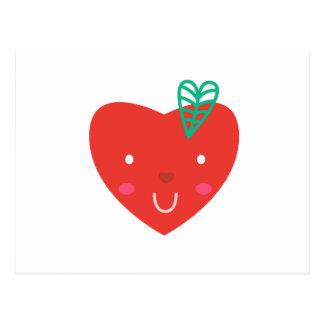 Cute design : Manga heart Postcard