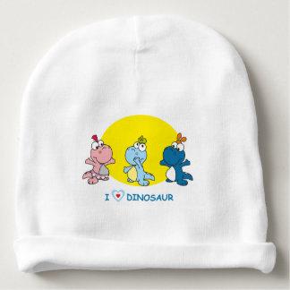 Cute Dino design for kids Baby Beanie