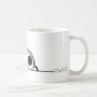 Cute Dinosaur Coffee Mug