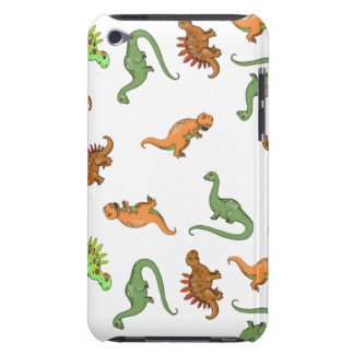 Cute Dinosaur Pattern iPod Touch Case