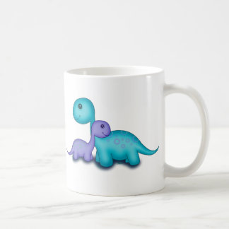 Cute Dinosaurs Coffee Mug