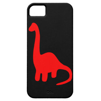 Cute Dinosaurs iPhone 5 Case Red Dino