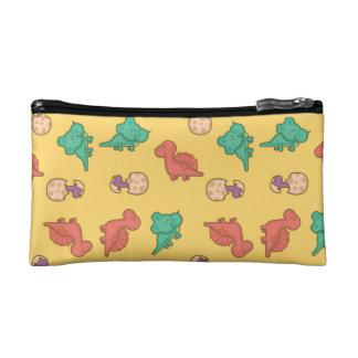 Cute Dinosaurs Makeup Bag