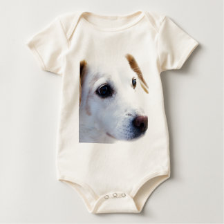 Cute dog animal beautiful baby bodysuit