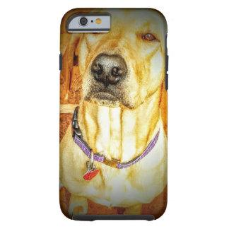 Cute Dog Cute Puppy Tough iPhone 6 Case