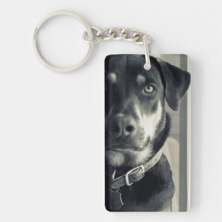 Cute Dog Key Ring