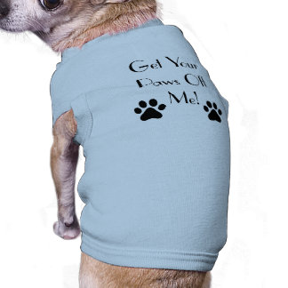 Cute Dog Outfit Shirt