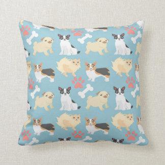 Cute Dog Pattern Cushion