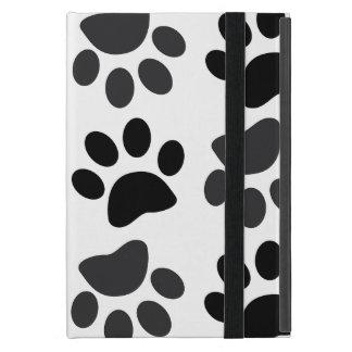Cute Dog Paw Prints iPad Mini Case with Kickstand