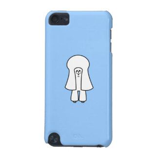 Cute Dog. White Toy Poodle / Miniature Poodle. iPod Touch 5G Cases