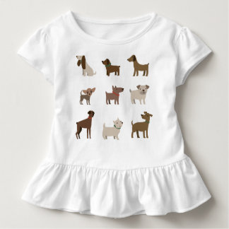 CUTE DOGS TODDLER T-Shirt