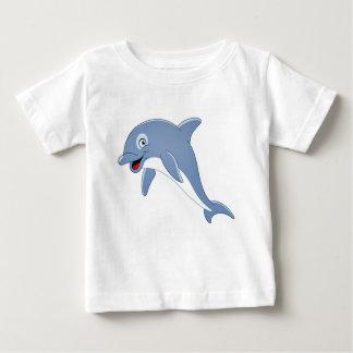 Cute Dolphin Baby T-Shirt